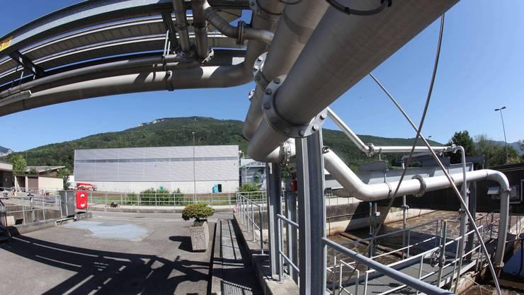 3,4 Mio. Kubikmeter Abwasser wurden bis jetzt in der ARA Falkenstein in Oensingen gereinigt.