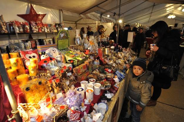 Weihnachtsmarkt Grenchen (2)
