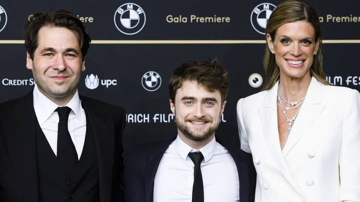 Daniel Radcliffe am Zurich Film Festival 2016