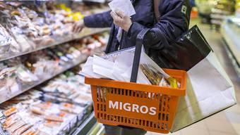 Der Gewinn der Migros Aare sank um 9,9 Millionen Franken auf 25,2 Millionen. (Symbolbild)
