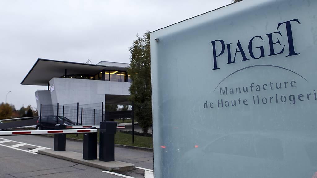 Piaget gibt sich dank Impffortschritten optimistisch. (Archiv)