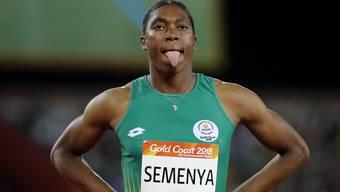 Die dreifache 800-m-Weltmeisterin Caster Semenya steht im Brennpunkt der neuen Testosteron-Limite.