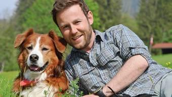 Grüsst ihre Nachfolgerin aus dem Hundehimmel: Nik Hartmanns Jabba (SRF)