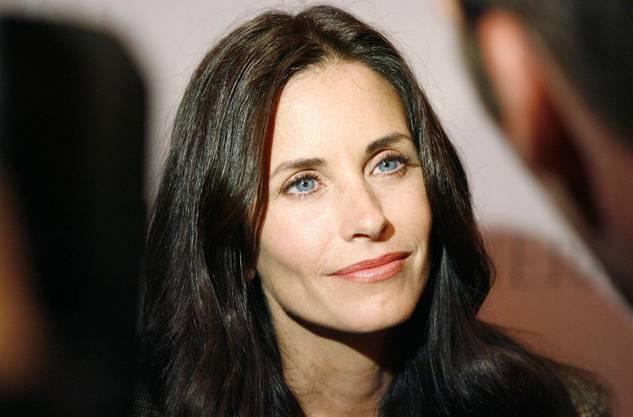 Macht die Jägerin berühmt: Schauspielerin Courteney Cox, Heldin der Serie «Cougar Town».