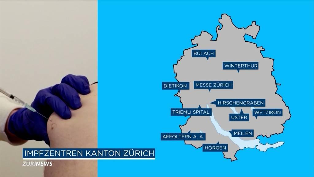 Corona-Impfung: Zürich startet zweiten Versuch