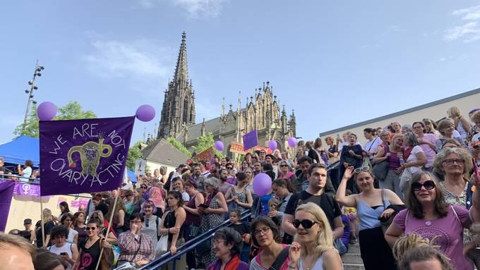 Frauenstreik 2019 (Basel)