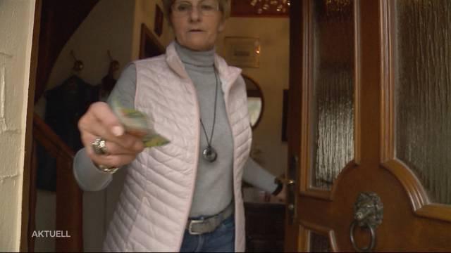 Region Olten: Trickbetrüge häufen sich
