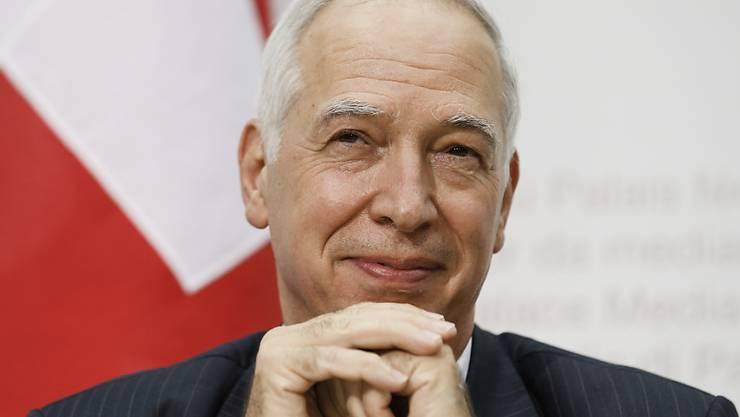 Der Spitzendiplomat Jacques de Watteville soll die Verhandlungen mit der EU koordinieren. Europa-Expertin Christa Tobler hat Zweifel, ob die Bündelung der Dossiers die Schweizer Position verbessert.