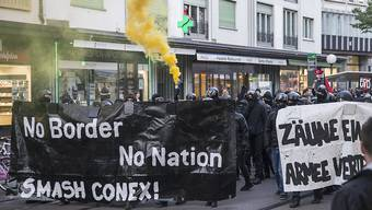 """""""Ausgewählte Kreise haben es sich zum Spiel gemacht, gezielt zu wüten und ganze Quartiere zu verwüsten"""", begründete FDP-Kantonsrat Marc Bourgeois (Zürich) seinen Vorstoss. (archiv)"""