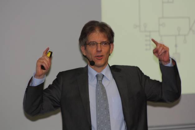 Rainer Bacher von Bacher Energie AG zur GridBox
