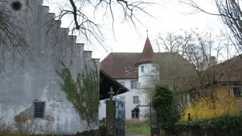 Das ehemalige Schlosshotel Brestenberg in Seengen steht weiterhin leer und wartet auf einen «Erlöser».