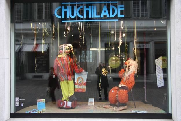 Bööggen-Dialog im Chuchilade