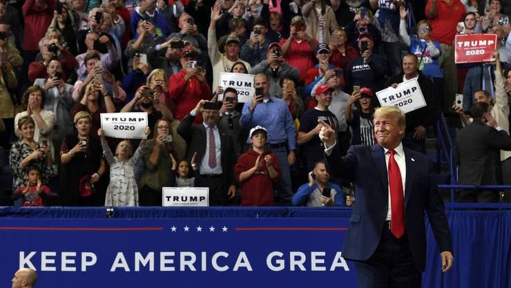 Donald Trumps Chancen auf eine zweite Amtszeit sind grösser, als manche glauben.