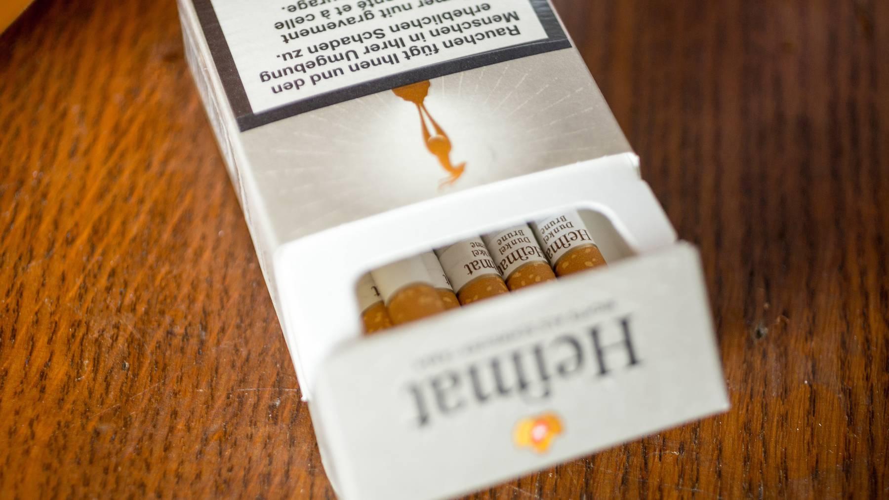 Heimat Zigaretten
