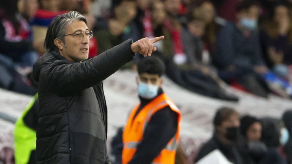 Diesmal setzte das Team die Anweisungen von Trainer Murat Yakin um: 2:0 gegen Nordirland