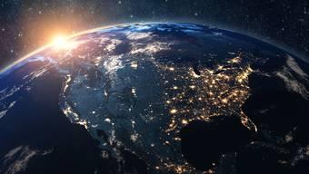Wie Satelliten uns überwachen