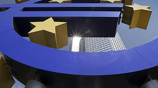 EZB hält den Leitzins tief