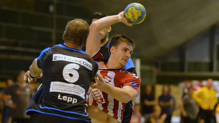 Im Aufwind: Solothurns erste Mannschaft gewann vor heimischem Publikum gegen Wädenswil.