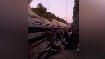 Beim Zusammenstoss zweier Pendlerbahnen wurde eine Fahrerin getötet, es gab zahlreiche Verletzte.