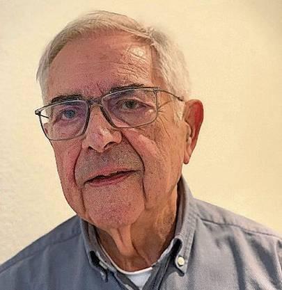 Der 93-jährige Jakob Steiner lebt im Alterszentrum Kehl.