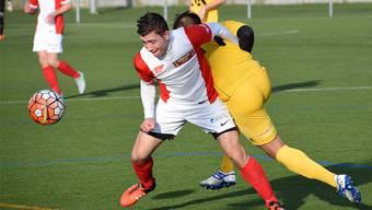 Der FC Solothurn empfängt den FC Muri.