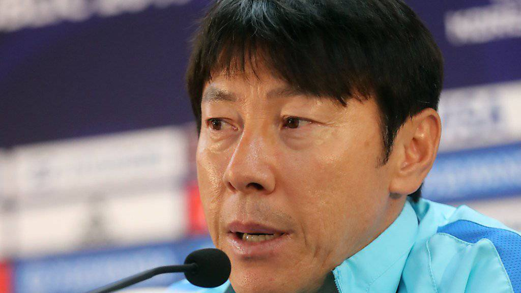 Shin Tae-yong (46) soll Südkorea zum neunten Mal in Folge an eine WM-Endrunde führen