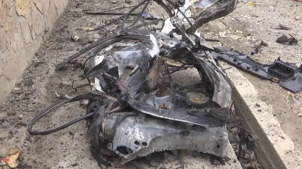 Afghanistan: Mindestens fünf Tote nach Explosionsserie
