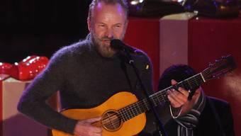 Sting verspricht für November ein rockiges Album mit sozialkritischen Texten. (Archivbild)
