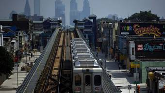 Wenn es dunkel wird in Philly, müssen unter 18 Jährige nach Hause (Archiv)
