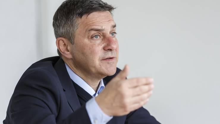 Der Gewerkschafter Giorgio Tuti will künftig in Brüssel Akzente setzen.