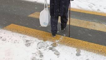 Pensionäre erhalten «Wintermantelzulage».