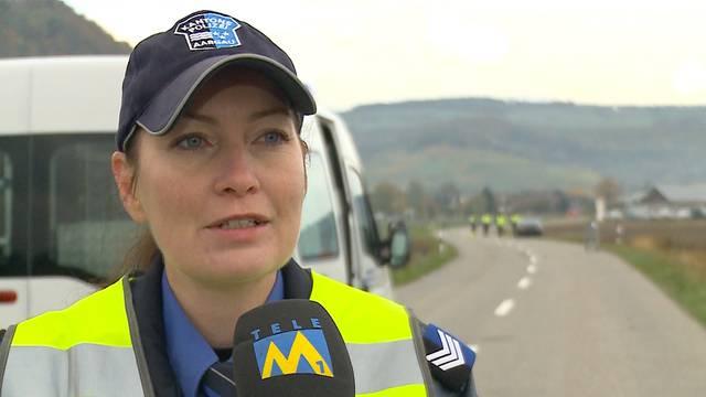 Polizeisprecherin Barbara Breitschmid im Interview.