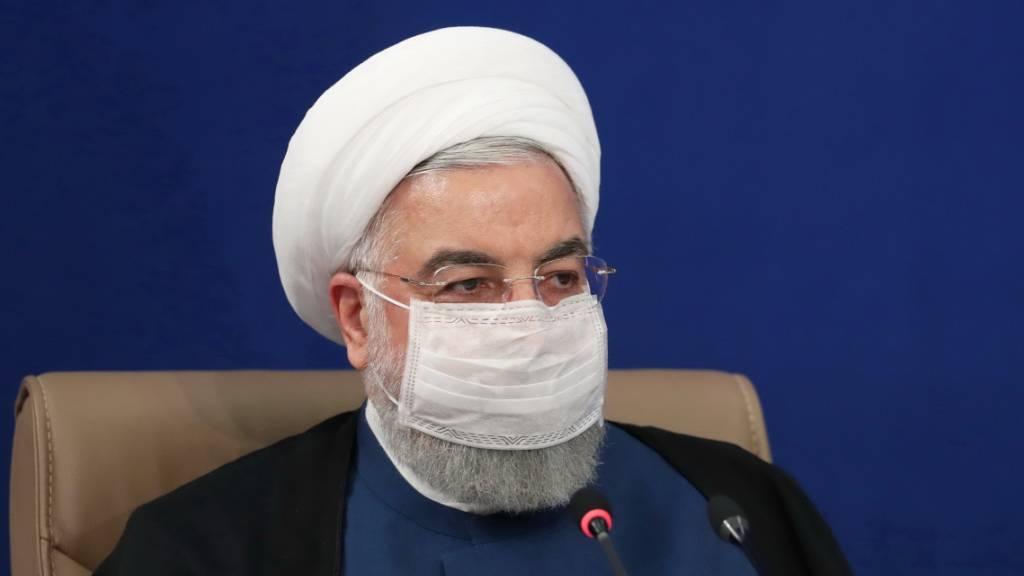 Irans Präsident hofft weiterhin auf Umsetzung des Atomabkommens