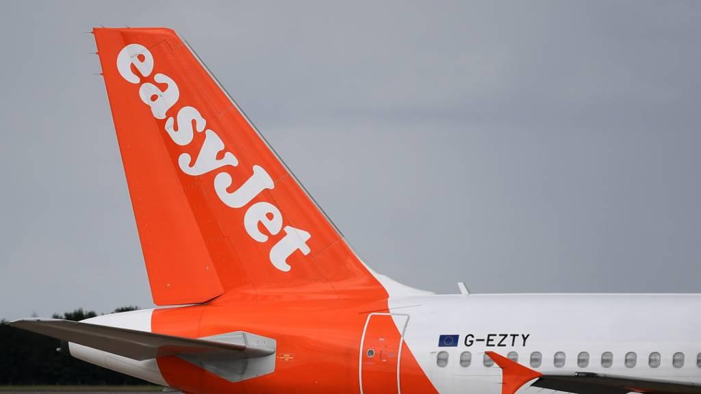 Easyjet Schweiz hat Coronakrise im Sommer gut überstanden