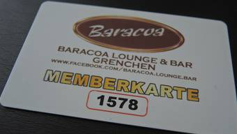 Die Membercards sind nummeriert.