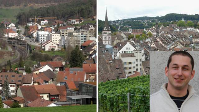 Gregor Schweri, Bauverwalter von Zeihen wird ab April strategischer Projektleiter bei der Stadtentwicklung in Schaffhausen.
