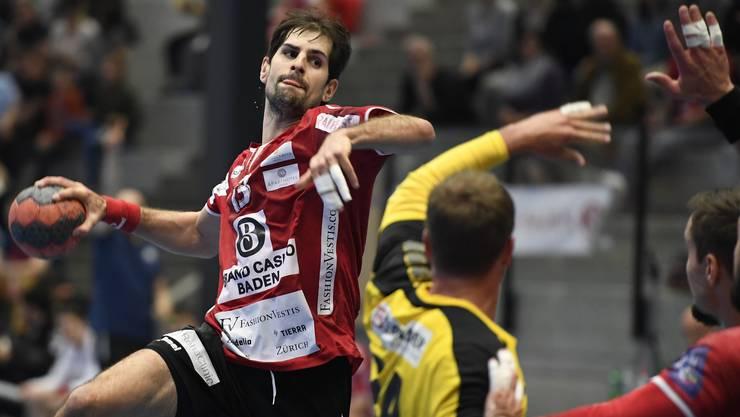 Captain Christian Riechsteiner (l.) und sein TV Endingen hoffen gegen den RTV Basel auf die ersten Punkte der Saison.