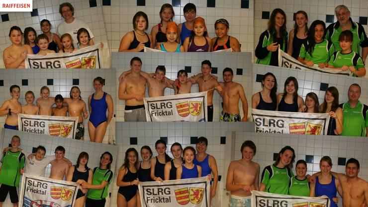 Teams des SLRG Fricktal