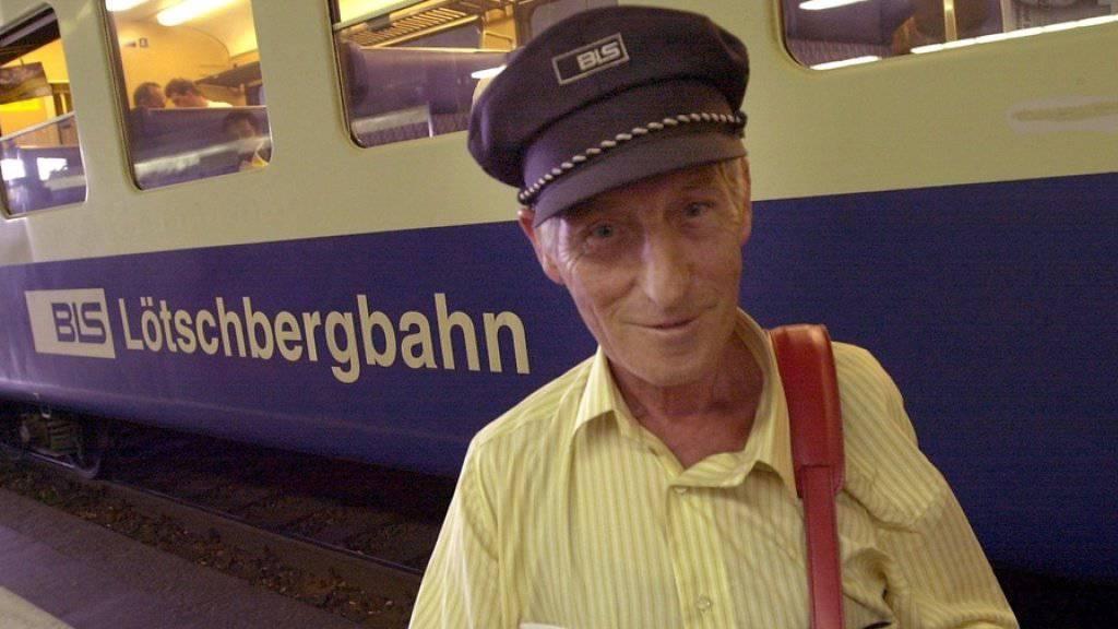 Die heutige BLS entstand 2006 aus der Fusion von BLS Lötschbergbahn (unser Bild) und dem Regionalverkehr Mittelland.