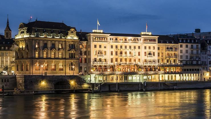 Das «Les Trois Rois» in Basel ist von Gault Millau bereits zum Hotel des Jahres 2020 gekürt worden.