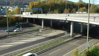 Der Unfall ereignete sich auf der A51 bei Wallisellen. (Archivbild)