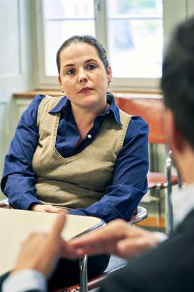 Martina Bircher, Grossrätin SVP: «Individuelle Probleme müssen auch individuell gelöst werden. Standards braucht es nicht.»