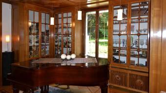 Villa Jürg Schiffmann Innen