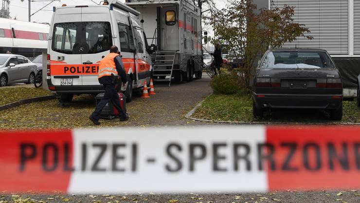 Am Mittwoch hat die Polizei die An'Nur-Moschee in Winterthur durchsucht.