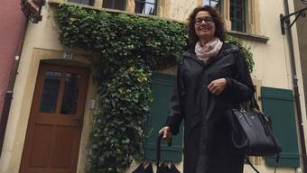 Agnes Henz in der Milchgasse.ksc