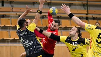 St. Otmar St. Gallen gegen den TV Endingen