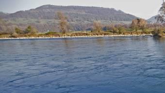 Zwischen Koblenz und Bad Zurzach fuhren die Bootsfahrer mit überhöhter Geschwindigkeit auf dem Rhein.