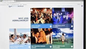 """Das Unternehmen Asmallworld von Patrick Liotard-Vogt plant den Börsengang für den 20. März. Es sieht sich als """"Facebook für die Schönen und Reichen""""."""