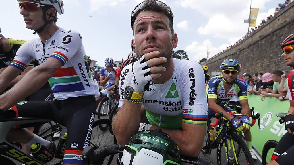 Für Mark Cavendish ist auch diese Saison wohl vorzeitig zu Ende