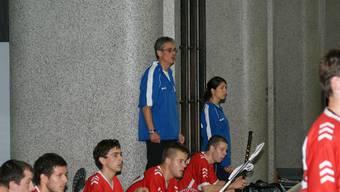 Von der Assistentin zur Chefin: Jasmin Wani (hinten, rechts) tritt die Nachfolge des zurückgetretenen Urs Kuhn an. rab